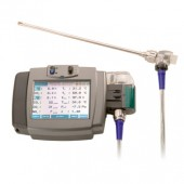 Wöhler A 600 Анализатор дымовых газов , с дополнительными сенсорами для газов NO и CO