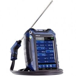 Промышленный анализатор дымовых газов Wohler A550