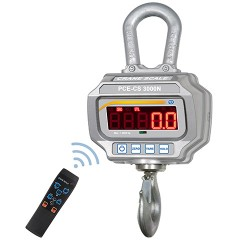 Динамометр/крановые весы PCE-CS 5000 N