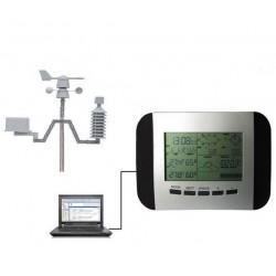 Метеостанция цифровая LASERTEX X41