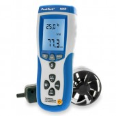 Пирометр и анемометр PKT-6050