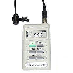Индивидуальный шумомер-дозиметр PCE 355