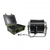 Комплексы Schroder PipeLight SD промышленной телеинспекции на глубины до 500 м в вертикальных шахтах