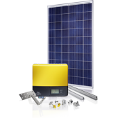 Дачная станция автономного питания 3 кВт