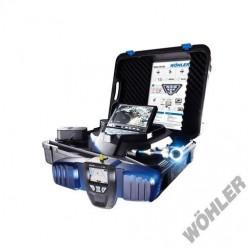 Система телеинспекции Wöhler VIS 350 Длина: 20 м С локатором