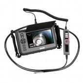 Видеоэндоскоп PCE VE1000 с зондом высокого разрешения, с функцией измерения дефектов