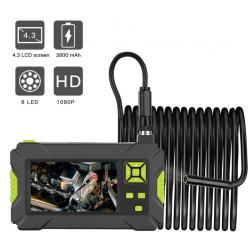 Testo 340 анализатор дымовых газов для промышленности