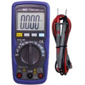 PCE-DM12 (CAT III / 600 V) Цифровой вольтметр