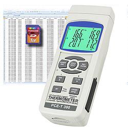 Регистратор данных PCE-T390