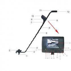 Система с инспекционным зеркалом  V4Di
