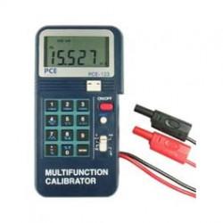 Калибратор электрических параметров PCE 123