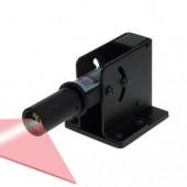 Оптический лазерный указатель LASERTEX 100. Проекция
