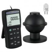 Люксметр для измерения светового потока диодных источников света TES 133