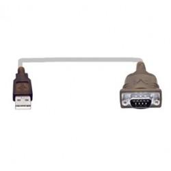 USB  Адаптер - 9-контактный-последовательный порт