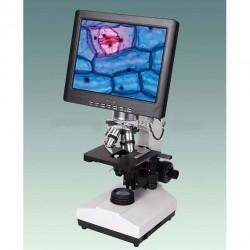 Цифровой микроскоп с дисплеем LCD A750