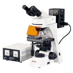 Профессиональный флуоресцентный микроскоп Bresser ADL-601F