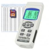 Контактный термометр логгер РСЕ Т 390
