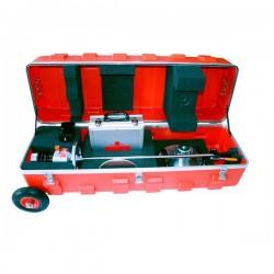 Транспортный кейс ZORN-ACC3 с колесами