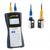 Новинка! Расходомер ультразвуковой накладной PCE TDS 100 Рабочий диаметр от 15 до 7000 мм. Подключение USB, RS 85