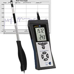 Анемометр  PCE-423 New
