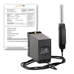 Измеритель уровня звука SLT-TRM-ICA с сертификатом калибровки ISO