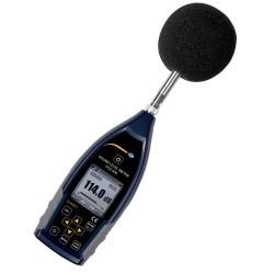 Профессиональный шумомер 1 Класса PCE-430