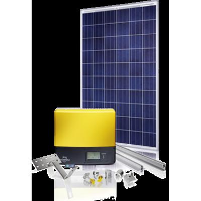 Солнечнечная станция 5 кВт без АКБ