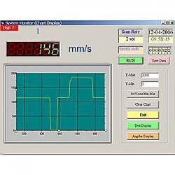 Программное обеспечение для виброметра PCE VT 204