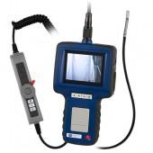 PCE VE 350N Basic с управляемым зондом 3 метра, 6 мм  с функцией измерения геометрических размеров найденных дефектов